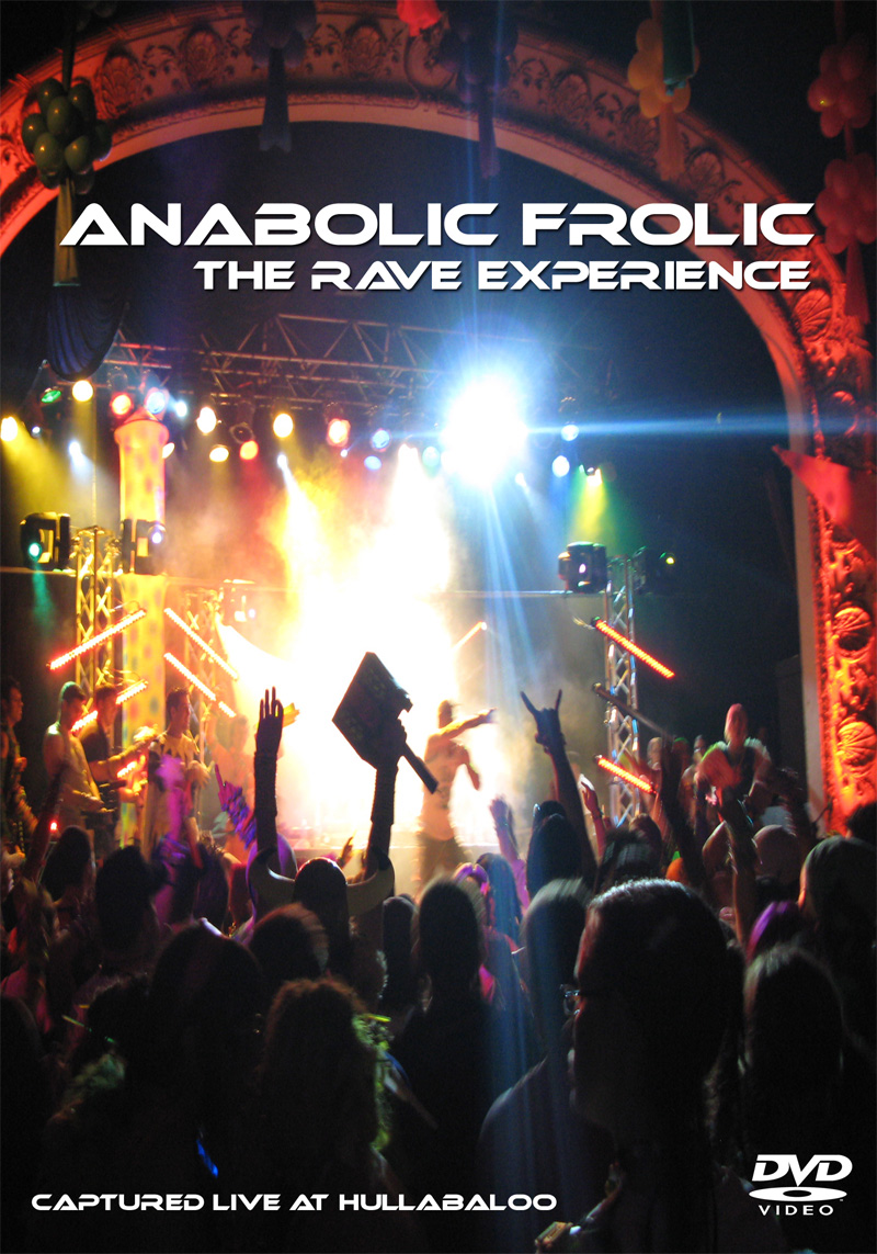 anabolic frolic discography